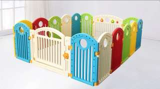 Baby fence 18+2