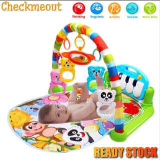 🔥FREE POS🔥Baby Activity Playmat with Multi Function Musical Equipment