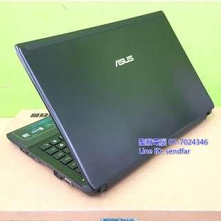 高效輕薄美型 ASUS U31F i5-480M 4G 500G 13吋筆電 聖發二手筆電