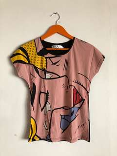 POP ART SHIRT