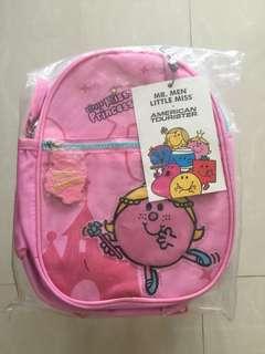 BNIB Little Miss x American Tourister Bag