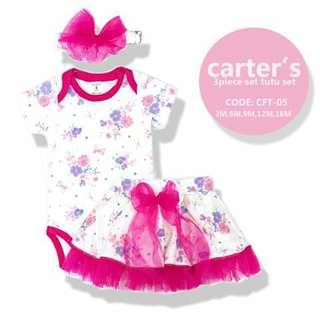 Baby Tutu Dress Set - CFT05
