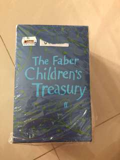 The Faber Children's Treasury NEW