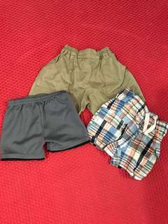 take all 3–6 months baby shorts