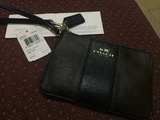 Coach Wristlet (authentic) rush sale