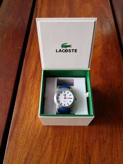 Lacoste Watch (Original w/box)