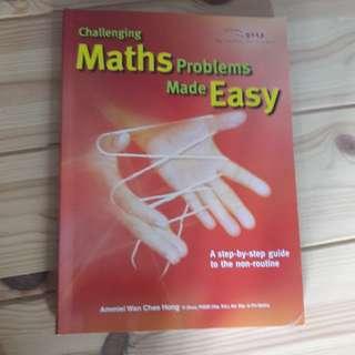 Challenging maths problems made ez