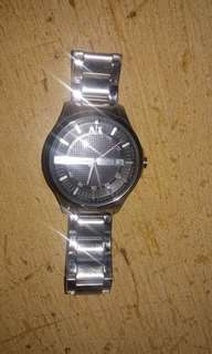 ARMANI EXCHANGE Black Dial Stainless Steel Men's Watch Item No. AX2103
