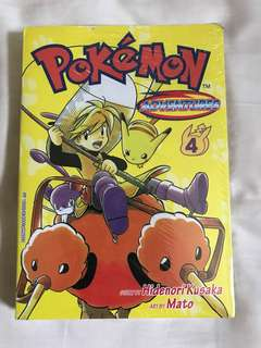Pokemon book