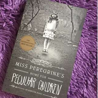 Miss Peregrine's Home for Peculiar Children (Novel)