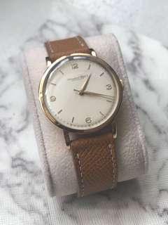 IWC Rose Gold Dress Watch (Cal. 89)