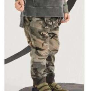 Seluar Askar/ Army trouser