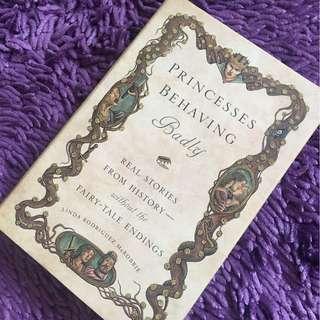 Princesses Behaving Badly (buku)