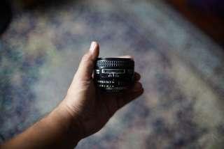 Nikon nikkor af 50mm f 1.4 D