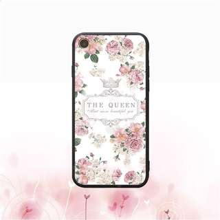 The Queen Soft Case for iPhone 5, 5s, 6, 6+, 6s, 6s+, 7, 7+, 8, 8+, X