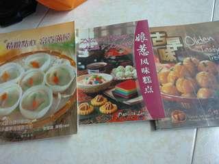 Cook book  $3 each