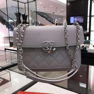 Chanel CC Box Flap Bag