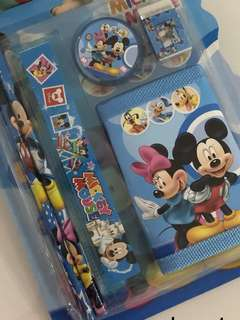 Wallet stationary packages (MK) for children birthday goodies favors, goody bag gift, goodie bag packages, event door gift