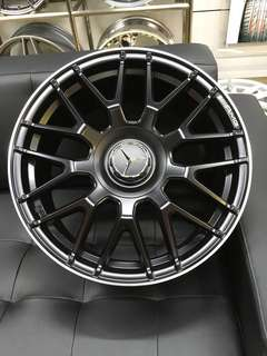 "18"" Rims for Mercedes (5x112)"