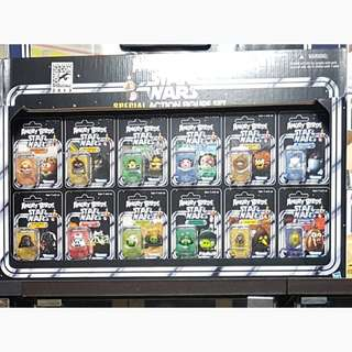 Star Wars Angry Bird SDCC 13 set