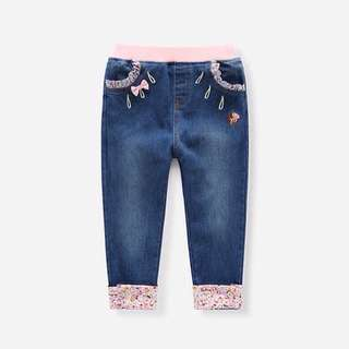 Girls Jeans Pants
