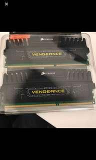 Corsair Vengeance DDR3 2x4GB RAM