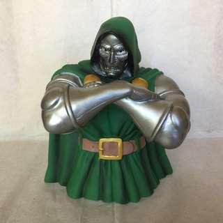 Marvel Comics Doctor Doom Bust Bank
