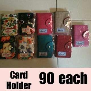 Card Holder - Unisex