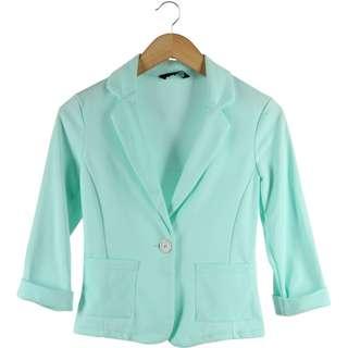 New Look Turquoise Blazer