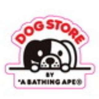 Baby Milo Dog Store #C Bathing Ape Cartoon Sticker Gloss Waterproof