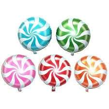 Lollipop/Candy Helium Balloons