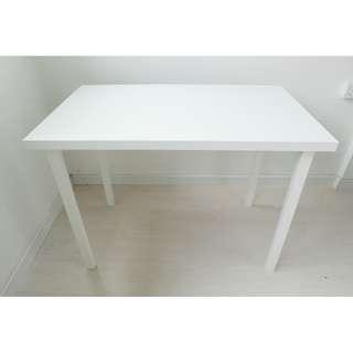 IKEA Linnmon/Godvin Table- White (100 x 60cm)