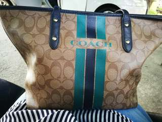 Used Coach Bag authentic