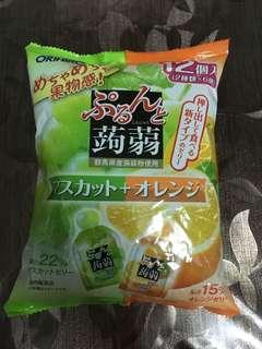 🚚 日本 蒟蒻果凍