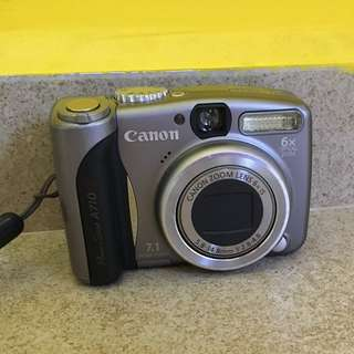 Cannon PowerShot A710IS