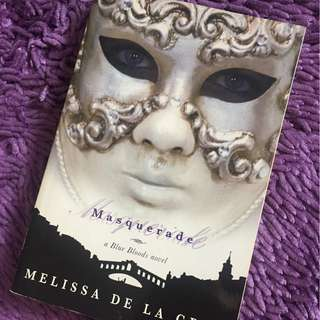 Masquerade (Blue Blood novel)