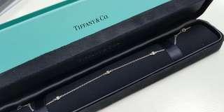 Authentic Tiffany&Co Elsa Peretti with 3 Diamond