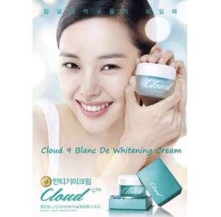 Cloud 9 Whitening Cream