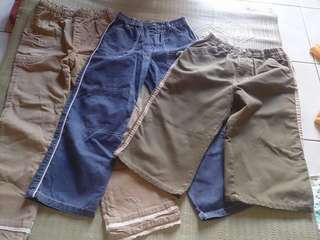 3 Pants for only P350