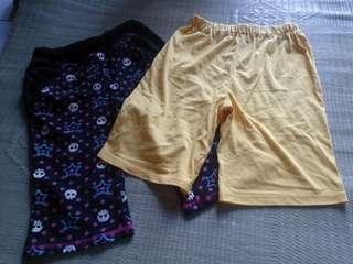 2 Shorts for only P150