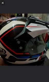NEW!! Arai tour Cross 3 helmet