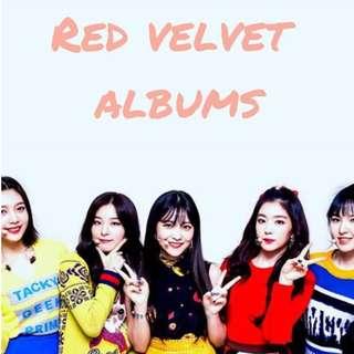 [PRE-ORDER] RED VELVET ALBUM