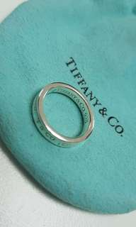 Authentic Tiffany&Co 1837 Ring
