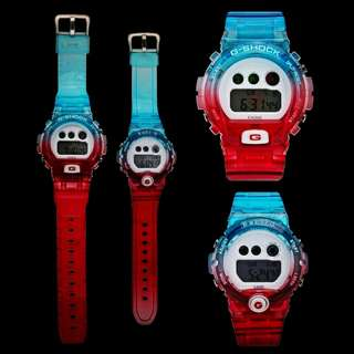 G-Shock ❤ BAby G Couple (2 tone color)