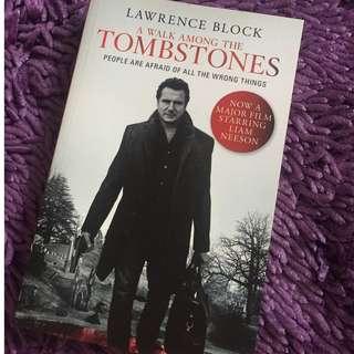 A Walk Among the Tombstones (novel)