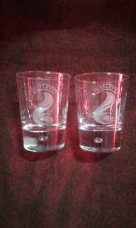 Limited Edition Bailey's Glass - Set of 2