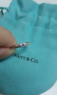 Authentic Tiffany&Co. Peretti with Crystal