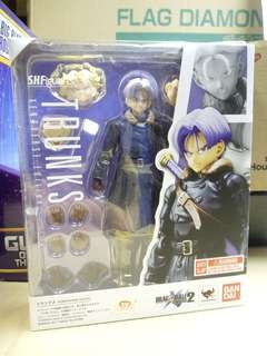 SHF Dragonball Z Xenoverse Edition Trunks