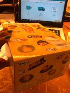 蛋黃哥玩具蛋盒
