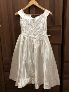 White Gown for Kids